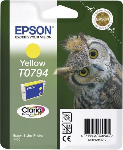 Epson Tinte T0794 Original Gelb C13T07944010