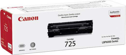 Canon Toner 725 3484B002 Original Schwarz 1600 Seiten