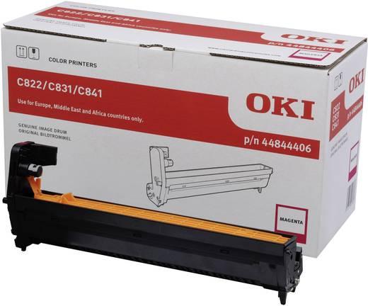 OKI Trommeleinheit Drum Unit C822 C831 C841 44844406 Original Magenta 30000 Seiten