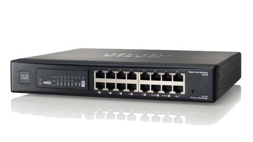 Cisco RV016-G5 WLAN Router 2.4 GHz 150 MBit/s