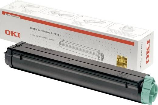OKI Toner B4000 B4200 B4250 B4300 B4350 B4500 01103402 Original Schwarz 2500 Seiten