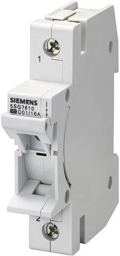 Überlastschalter Grau 1polig 16 A 400 V/AC, 250 V/DC Siemens 5SG7611-0KK16