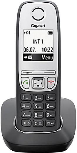 Schnurloses Telefon analog Gigaset A415 Freisprechen Schwarz, Silber