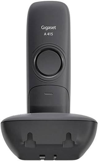 Schnurloses Telefon analog Gigaset A415 Freisprechen Schwarz
