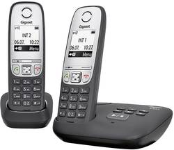 schnurloses telefon analog gigaset al225a duo. Black Bedroom Furniture Sets. Home Design Ideas