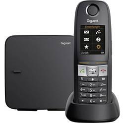 Bezdrôtový analógový telefón Gigaset E630, čierna