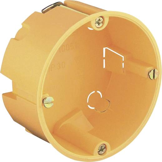 Hohlwand-Gerätedose (L x B) 136 mm x 68 mm 352900003