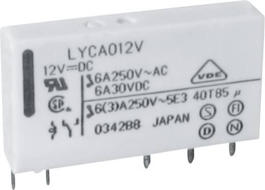 Printrelais 12 V/DC 6 A 1 Schließer Fujitsu FTR-LYAA012V 1 St.