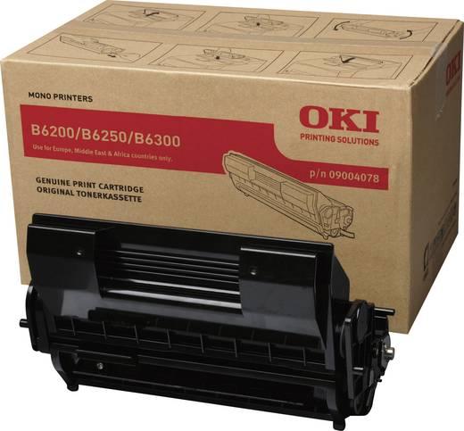 OKI Tonerkassette 09004078