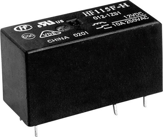 Printrelais 12 V/DC 10 A 1 Wechsler Hongfa HF115F-H/ 012-1ZS3B 1 St.