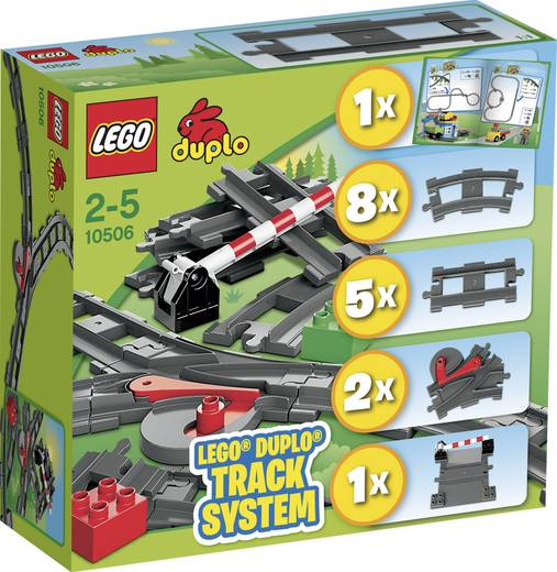 LEGO® DUPLO® 10506 Eisenbahn Zubehör Set