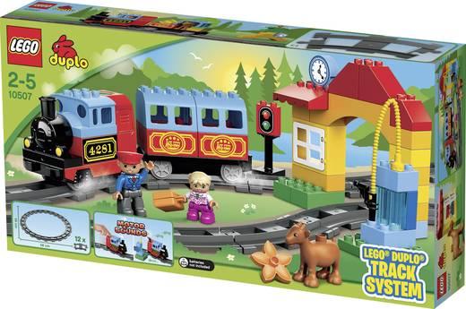LEGO® DUPLO® 10507 Eisenbahn Starter Set
