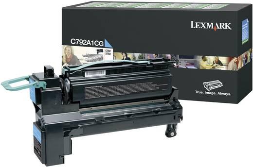 Lexmark Tonerkassette C792A1CG