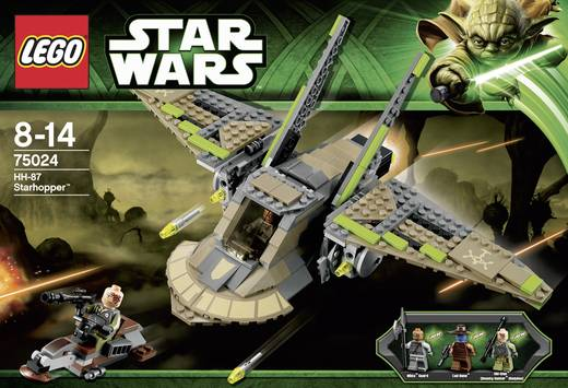 LEGO® Star Wars™ 75024 HH-87 Starhopper™