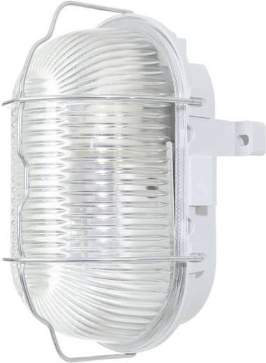 Feuchtraumleuchte LED E27 60 W Grau