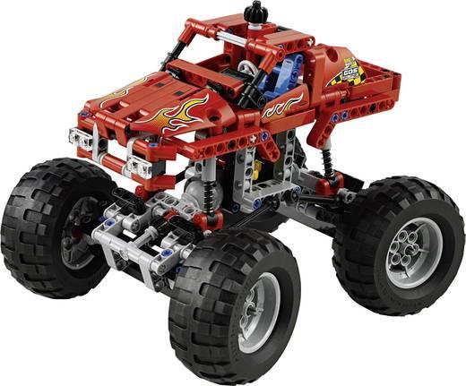 lego technic 42005 monster truck kaufen. Black Bedroom Furniture Sets. Home Design Ideas