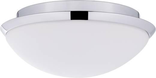 Bad-Deckenleuchte Halogen, Energiesparlampe E27 60 W Paulmann Biabo 70299 Chrom