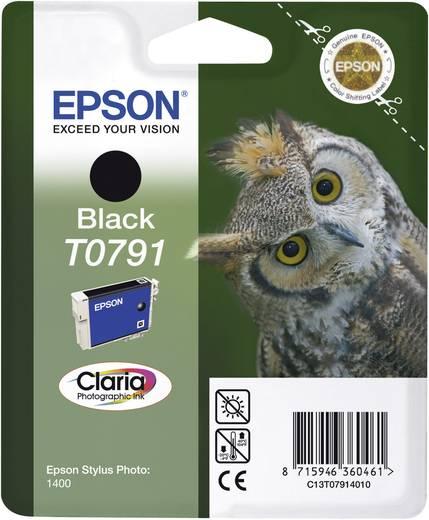 Epson Tinte T0791 Original Schwarz C13T07914010