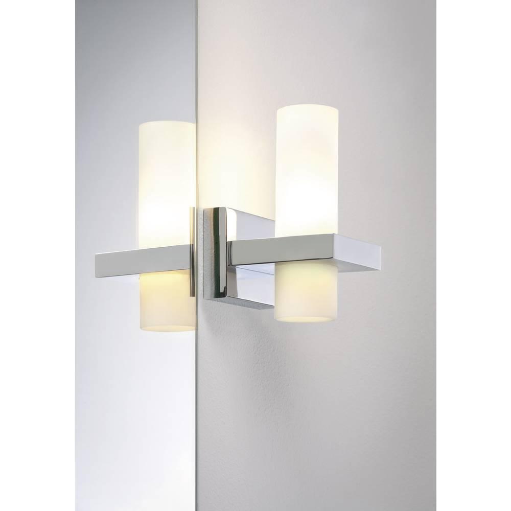 Lampada da parete per bagno lampadina alogena g9 33 w - Lampada da bagno ...