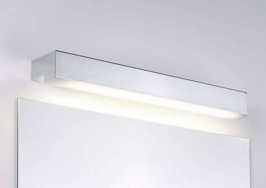Bad-Wandleuchte Leuchtstofflampe G5 14 W Paulmann Taru 70366 Chrom