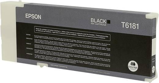 Epson Tinte T6181 Original Schwarz C13T618100