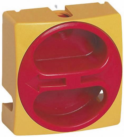 Wahlschalter Drehschalter absperrbar Gelb, Rot BACO BA172601 1 St.