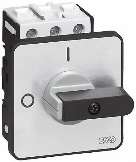 Lasttrennschalter 25 A 1 x 90 ° Grau, Schwarz BACO BA174002 1 St.