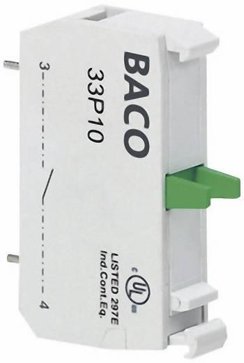Kontaktelement 1 Schließer tastend 600 V BACO BA33P10 1 St.