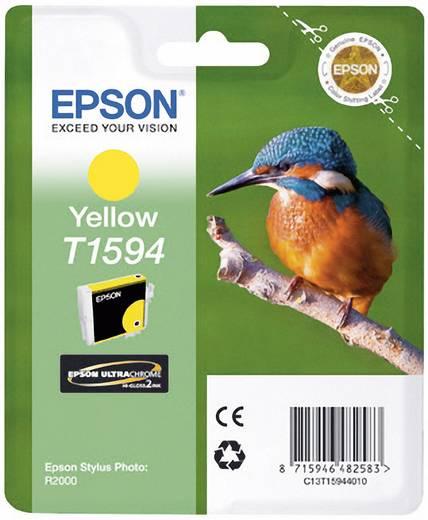 Epson Tinte T1594 Original Gelb C13T15944010