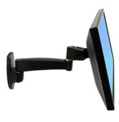 """Monitor-Wandhalterung 38,1 cm (15"""") - 63,5 cm (25"""") Neigbar+Schwenkbar, Rotierbar Ergotron 200 Series Wall Mount Arm, 1"""