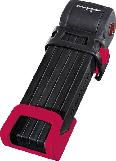 Faltschloss Trelock FS 300/85 Rot Schlüsselschloss