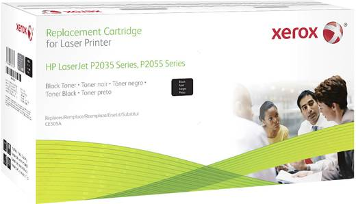 Xerox Toner ersetzt HP 05A, CE505A Kompatibel Schwarz 3400 Seiten 003R99807