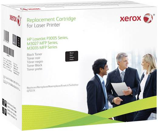 Xerox Toner ersetzt HP 51X, Q7551X Kompatibel Schwarz 14000 Seiten 003R99764