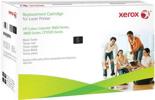 Xerox Toner ersetzt HP 501A, Q6470A Kompatibel Schwarz 6400 Seiten 003R99759
