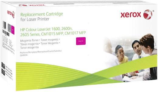 Xerox Toner ersetzt HP 124A, Q6003A Kompatibel Magenta 3300 Seiten 003R99771