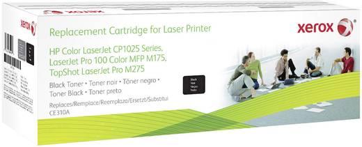 Xerox Toner ersetzt HP 126A, CE310A Kompatibel Schwarz 1200 Seiten 106R02257