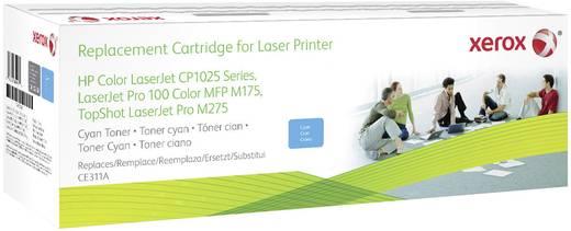 Xerox Toner ersetzt HP 126A, CE311A Kompatibel Cyan 1000 Seiten 106R02258