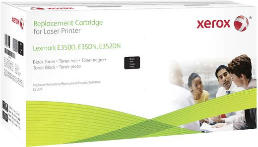 Xerox Toner ersetzt Lexmark E250A11E Kompatibel Schwarz 3500 Seiten 106R01552