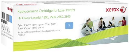 Xerox Toner ersetzt HP 121A, C9701A Kompatibel Cyan 4000 Seiten 003R99719