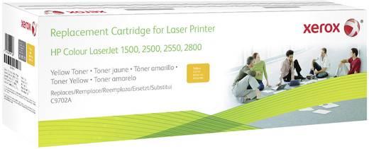 Xerox Toner ersetzt HP 121A, C9702A Kompatibel Gelb 4000 Seiten 003R99718