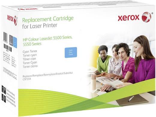 Xerox Toner ersetzt HP 645A, C9731A Kompatibel Cyan 13400 Seiten 003R99722