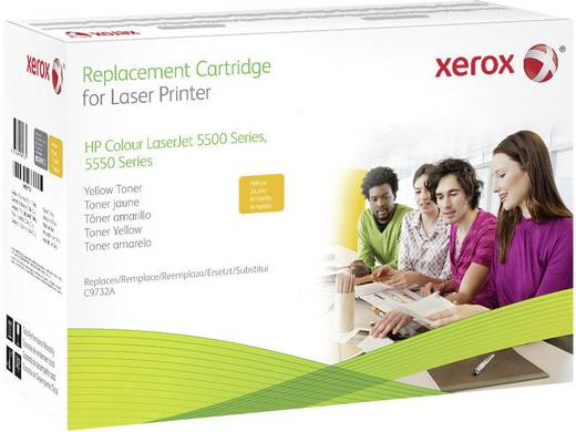 Xerox Toner ersetzt HP 645A, C9732A Kompatibel Gelb 13400 Seiten 003R99723