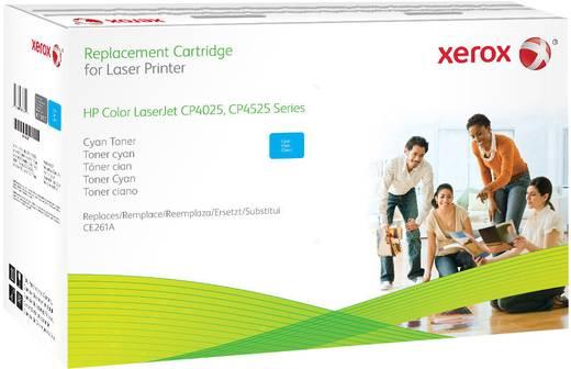 Xerox Toner ersetzt HP 648A, CE261A Kompatibel Cyan 12800 Seiten 106R02217