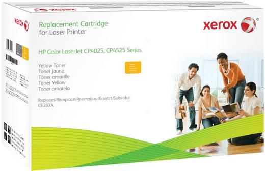 Xerox Toner ersetzt HP 648A, CE262A Kompatibel Gelb 12800 Seiten 106R02219