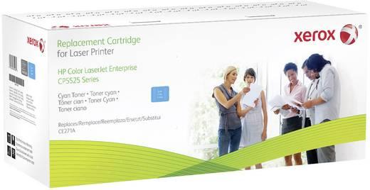 Xerox Toner ersetzt HP 307X, CE741X Kompatibel Cyan 15000 Seiten 106R02266