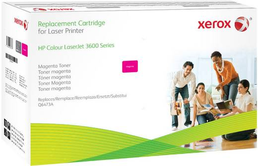 Xerox Toner ersetzt HP 502A, Q6473A Kompatibel Magenta 6000 Seiten 003R99754
