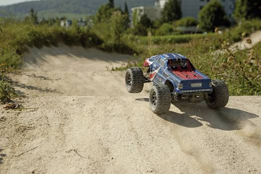 LRP Electronic S10 Blast 2 Brushed 1:10 RC Modellauto Elektro Monstertruck Allradantrieb RtR 2,4 GHz