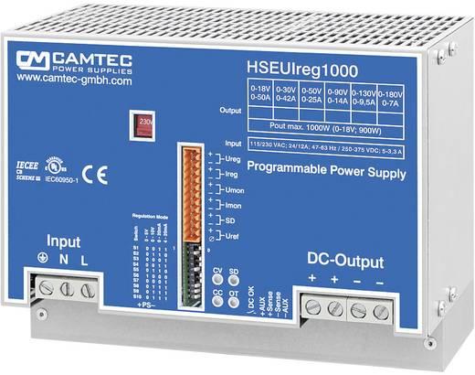 Labornetzgerät, einstellbar Camtec HSEUIreg10001.18T 0 - 18 V/DC 0 - 50 A 1008 W Anzahl Ausgänge 1