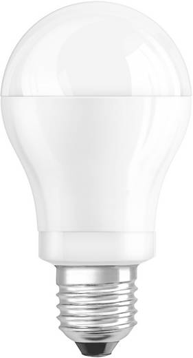 OSRAM LED STAR E27 9W warm-weiß Glühlampenform