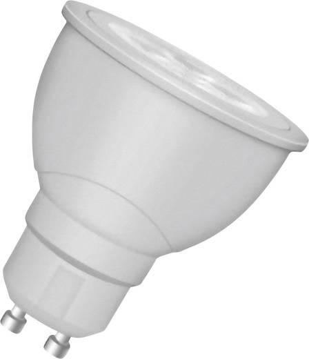 LED (einfarbig) GU10 Reflektor 3.6 W = 35 W Neutralweiß (Ø x L) 57 mm x 58 mm EEK: n.rel. OSRAM dimmbar 1 St.